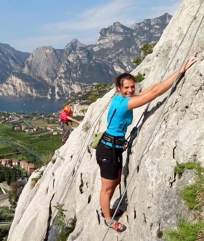 Arrampicata e divertimento