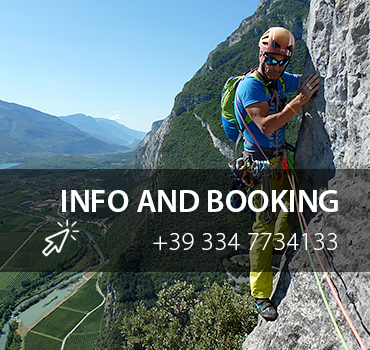 Richiesta info per Multi-pitch climbing course