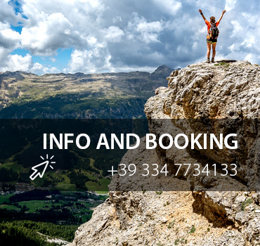 Richiesta info per Ring of Brenta Dolomites.